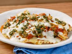 Lasagna-Style Nachos