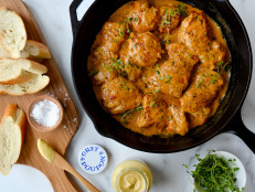 One-Pan Creamy Mustard Chicken (Sponsored)