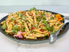 Pasta Salad with Arugula and Sun-Dried Tomatoes