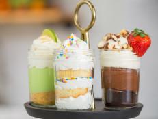 3 Mason Jar Desserts