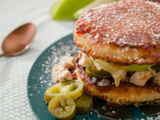 Turkey Monte Cristo Sandwich