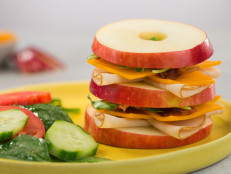Breadless Sandwiches 3 Ways