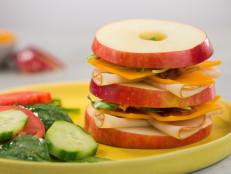 Breadless Sandwiches 3 Ways