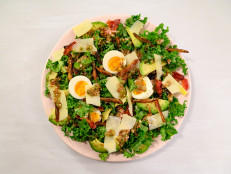 Bacon and Egg Chicory Salad