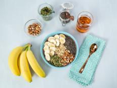 Berry Banana Grain Bowl