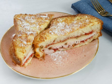 Post-Thanksgiving Monte Cristo