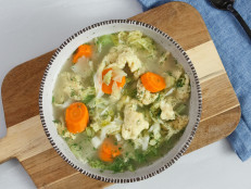 Pap's Turkey and Dumpling Soup