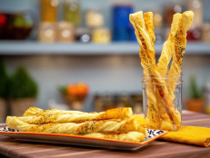 Party-Perfect Cheese Straws