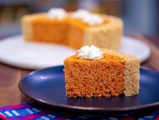 Pumpkin Pie Crispy Rice Treats