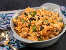 California-Style Cauliflower Rice and Beans