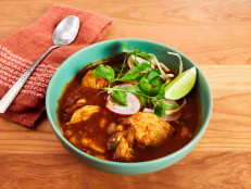 Chicken and Chorizo Pozole