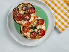 Pepperoni Pizza Bagels