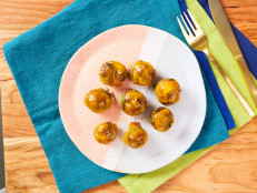 Jalapeno Popper and Bacon Meatballs