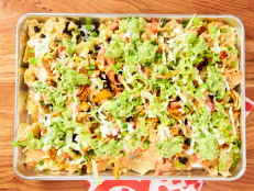 Lightened-Up Super Nachos