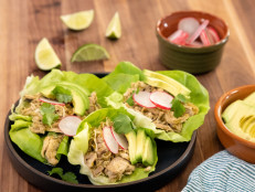 Instant Pot Green Chili Chicken Tacos