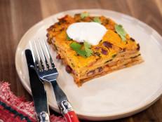 Vegan Tortilla Casserole