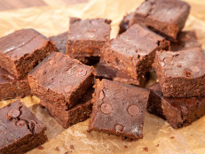 Gluten-Free Double-Chocolate Black Bean Brownies
