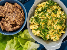 Herb and Turmeric Egg Salad