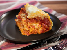 Slow-Cooker 12-Layer Lasagna