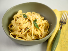 Easy Fresh Pasta with Sage Browned Butter