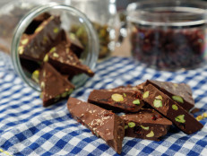 European Chocolate Bark