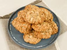 Sweet 'n' Salty Oatmeal Cookies