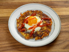 Hash Brown Egg-in-a-Hole