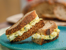 Egg Salad with Toasted Coriander