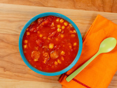 Chickpea and Chorizo Soup
