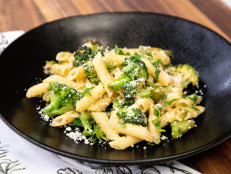 Sicilian Pasta and Broccoli