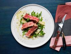Rib Steak Tagliata