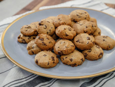 Gluten-Free and Vegan Miso-Chocolate Chip Cookies