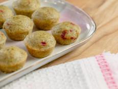 Gluten-Free Pistachio Raspberry Tea Cakes