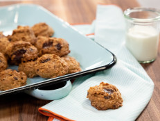 Jazmin's Super Healthy Epic Coconut Cashew Cookies