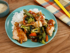 Sheet Pan Chicken Teriyaki and Vegetables