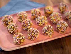 No-Bake Cookie Dough Balls