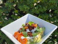 Chimichurri Rice Bowls with Chorizo and Avocado