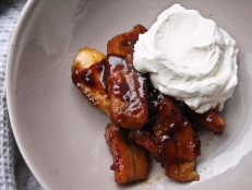 Better-for-You Bananas Foster
