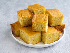 Brown Butter and Honey Cornbread