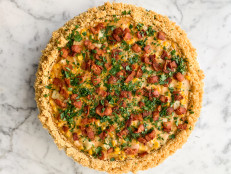 Corn Chowder Pie