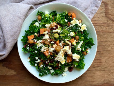This Loaded Kale Salad Is Meal Prep Magic