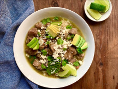Pressure Cooker Green Pork Chili