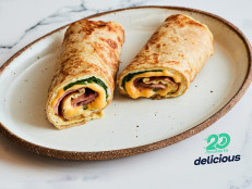 Tortilla Breakfast Wrap