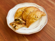 Chicken Marsala Hand Pies