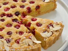 Easy Cranberry Frangipane Tart