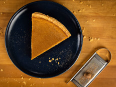 Alton Brown's Sweet Potato Pie
