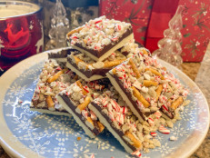Fully Loaded Christmas Bark