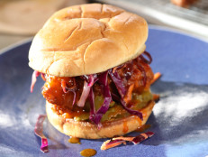 Miss Brown's Hot Chicken Sandwiches