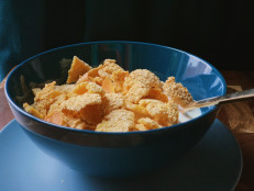 Homemade Corn Flakes Cereal