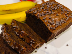 Mocha Banana Bread